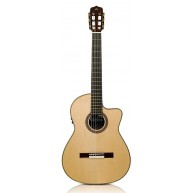 Cordoba Fusion 12 Maple Acoustic Electric Classical Solid Top Guitar - Blem