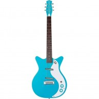 Danelectro 59 Modified NOS+ Vintage Style Electric Guitar in Baby Come Back