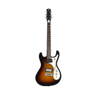 Danelectro Model 64XT-3TB The 1964 Electric Guitar, 3-Tone Sunburst - DEMO