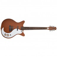 Danelectro 59 Modified NOS Double Cutaway Electric Guitar Copper D59M-PLUS-