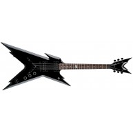 Dean RZR DB CBK NC Razorback Dimebag Classic Black Finish Electric Guitar
