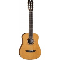 Dean Flight Nylon String Spruce 3/4 Size Travel Acoustic Guitar # FLY NYL S