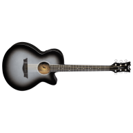 Dean Model AX PE SVB Performer Silverburst Acoustic Electric Cutaway Guitar