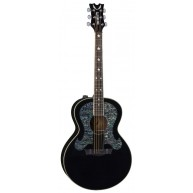 Dean Craig Wayne Boyd Signature CWB CBK Acoustic Electric Solid Top Guitar