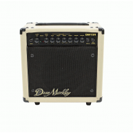 Dean Markley DM15R 15 Watt 1x8 Acoustic Combo Amplifier with Spring Reverb