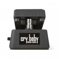Dunlop Cry Baby Mini Wah Guitar Effect Pedal Model CBM535Q