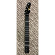 21 Fret Gloss Neck Rosewood Fingerboard, Painted Headstock, Diecast Tuners