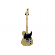 Effin Guitars Smelly/YW-M T-Style Tele Yellow Maple Board Deluxe Electric G