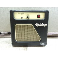 "Epiphone Valve Jr. 5 Watt Tube Combo Amp With 8"" Eminence Speaker - Very Ni"