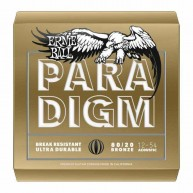 Ernie Ball #2086 Paradigm 80/20 Bronze Acoustic Guitar Strings MED-LT .012-