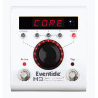 Eventide H9 CORE Harmonizer Guitar Multi Effects Pedal with Power Supply