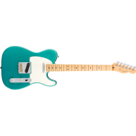 Fender American Professional Telecaster - Mystic Seafoam with Maple Fingerb