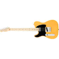 Fender American Pro Left Handed Butterscotch Blonde Telecaster with Elite c