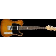 Fender American Performer HoneyBurst Telecaster Guitar w/Bag - New Rep Samp