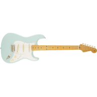 Fender Classic Series '50s Stratocaster in Daphne Blue Electric Guitar w/Ba