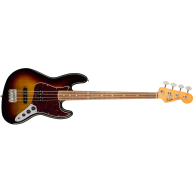 Fender Classic Series '60s 4-String Sunburst Electric Jazz Bass w/Tweed Cas