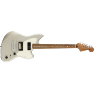 Fender Alternate Reality PowerCaster Pau Ferro Fingerboard, White Opal Fini