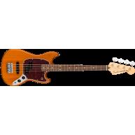 Fender Player Series Mustang Bass PJ  Pau Ferro Fingerboard, Aged Natural -