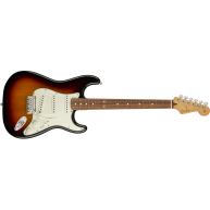 Fender Player Stratocaster, Pau Ferro Fingerboard, 3 Tone Sunburst Finish -