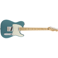 Fender Player Series Telecaster, Maple Fingerboard, Tidepool Finish - MIM