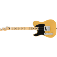 Fender Player Series Left-Handed Butterscotch Blonde Finish Telecaster - MI