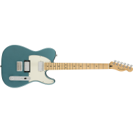 Fender Player Series Telecaster HH Configuration, Tidepool Electric Guitar