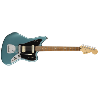 Fender Player Series Jaguar, Pau Ferro Fingerboard, Tidepool Blue Finish -