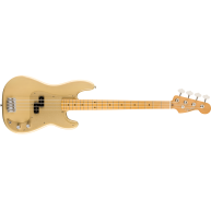 Fender Vintera '50s Precision Bass®, Maple Fingerboard, Vintage Blonde  MIM