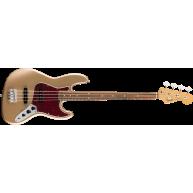 Fender Vintera '60s Jazz Bass®, Pau Ferro Fingerboard, Firemist Gold - MIM