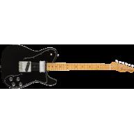 Fender Vintera '70s Telecaster® Custom, Pau Ferro Fingerboard, Black  MIM