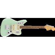 Fender Vintera '60s Jaguar® Modified HH, Pau Ferro Fingerboard, Surf Green