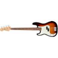Fender Player Series 4-String Electric Lefty Precision Bass in 3 Color Sunb