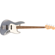 Fender Player Series 4-String Electric Jazz Bass Guitar in Silver Finish