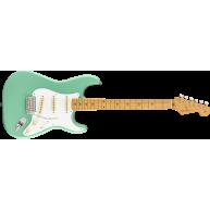 Fender Vintera ''50s Stratocaster®, Maple Fingerboard,  Sea Foam Green - MI