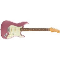 Fender Vintera  '60s Stratocaster® Modified Guitar, Burgundy Mist Metallic-