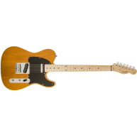 Fender Squier Affinity Telecaster Butterscotch Blonde Electric Guitar Maple