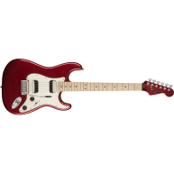 Fender Squier Contemporary Stratocaster Humbucker Metallic Red Electric Gui