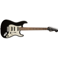 Fender Squier Contemporary Stratocaster HSS Black Metallic, Maple Fretboard