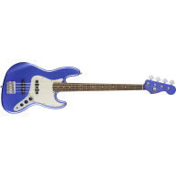 Fender Squier Contemporary 4-String Electric Jazz Bass, Ocean Blue Metallic