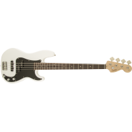 Fender Squier Affinity 4-String Electric Precision Bass in Olympic White