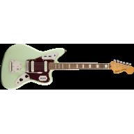 Fender Squier Classic Vibe '70s Jaguar®, Laurel Fingerboard, Surf Green Fin