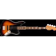 Fender Squier Classic Vibe  Jaguar Bass, Laurel Fingerboard, 3 Color Sunbur