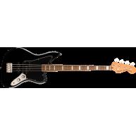 Fender Squier Classic Vibe  Jaguar Bass, Laurel Fingerboard, Black - #03745