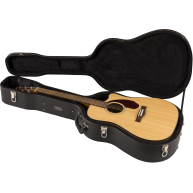 Fender CD-140SCE Dreadnought Acoustic Electric Solid Top Guitar with Hard C