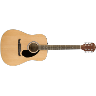 Fender  FA-125 Dreadnought Walnut Fingerboard Acoustic Guitar with Gig Bag