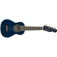 Fender Grace Vanderwaal Moonlight Soprano Size Dark Blue Finish Acoustic Uk