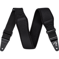 "Fender® 2"" Swell Neoprene Guitar Strap in  Black #0990694206"