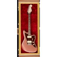 Fender Tweed Guitar Display case for Electric Guitars - Stratocaster, Telec