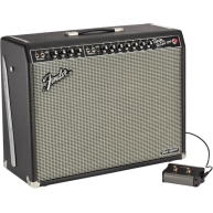 "Fender Tone Master Twin Reverb Vintage Look 2 x 12"" Pro Guitar Combo Amplif"