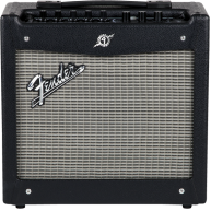 Fender Mustang I V.2 20W 1x8 Guitar Combo Amp Black with USB Connectivity -